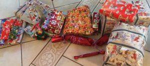 Rechtzeitg Geschenke kaufen um Geld einzusparen
